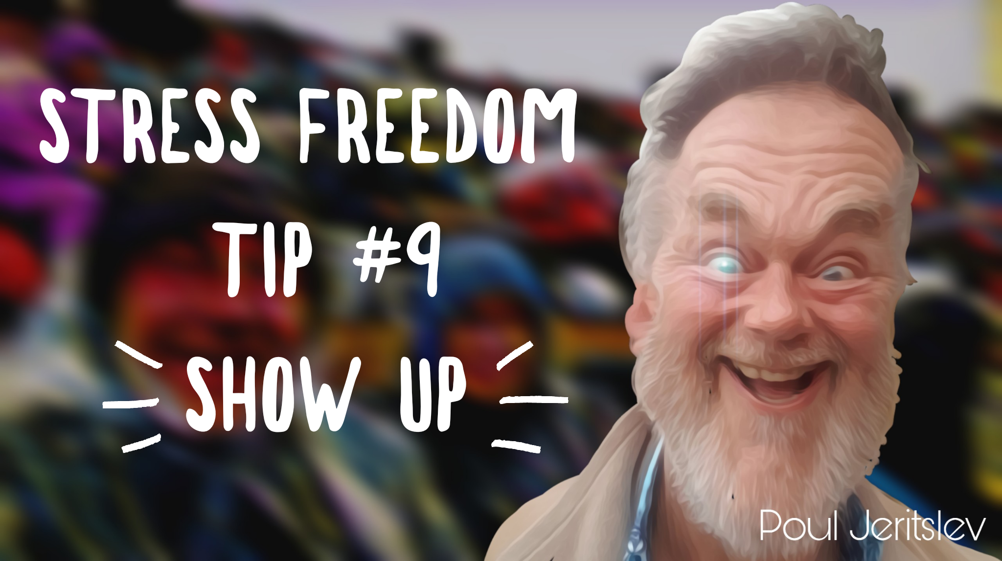 Stress Freedom TIP #9